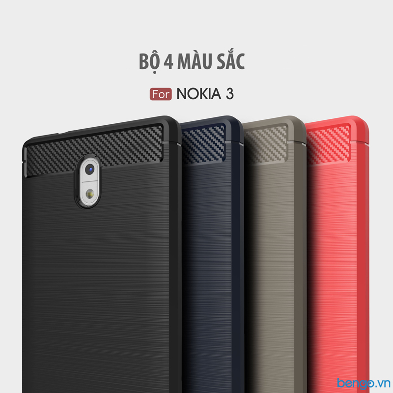 op lung Nokia 3 Rugged Armor