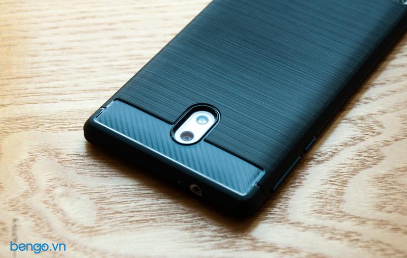 Op lung dien thoai Nokia 3 Rugged Armor. San pham ban tai Bengo.vn
