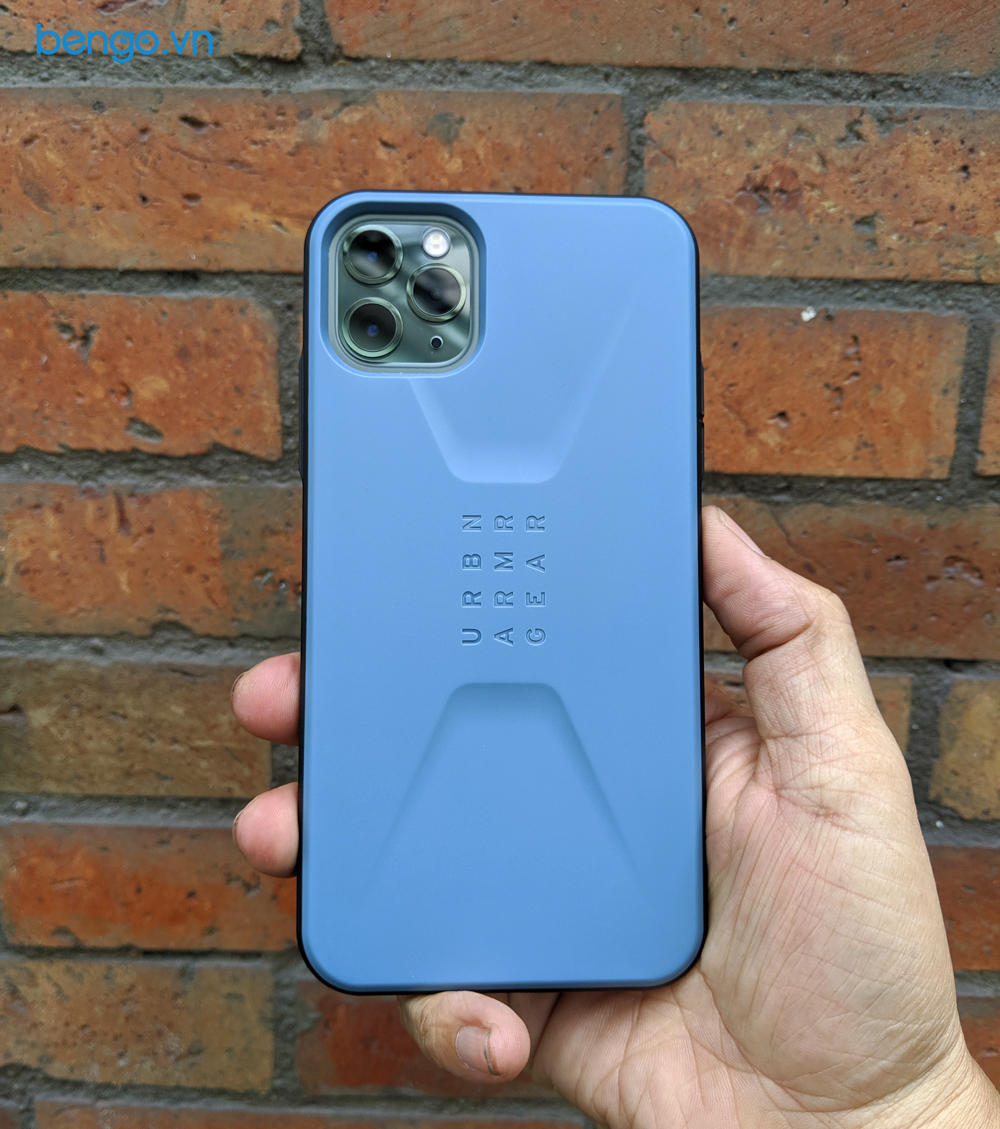 Op lung iPhone 11 Pro Max UAG Civilian Series 1 blog bengovn