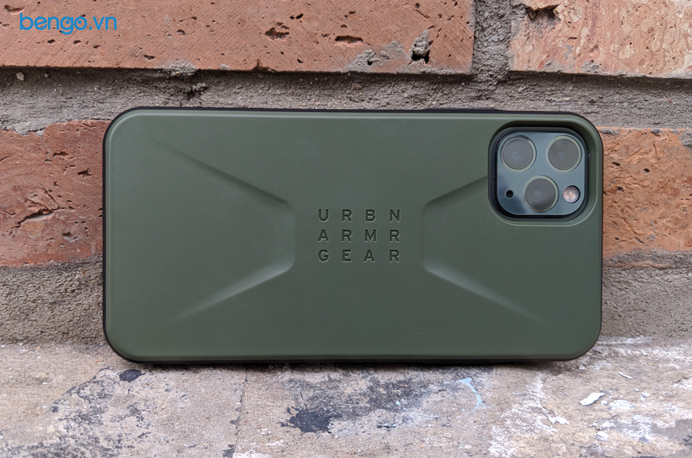 Op lung iPhone 11 Pro Max UAG Civilian Series 2 blog bengovn