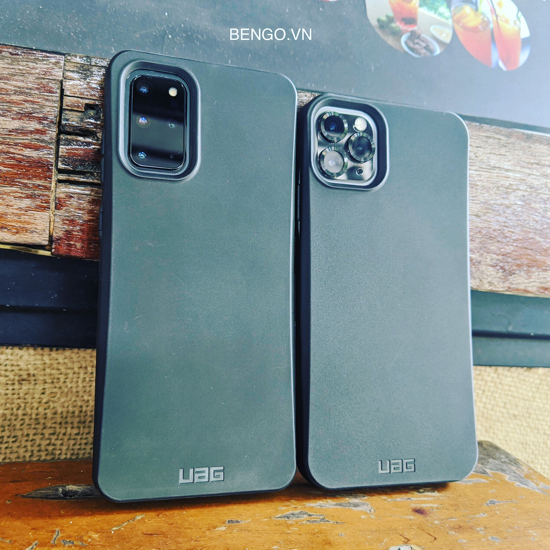 Ốp UAG Biodegradable Outback Series