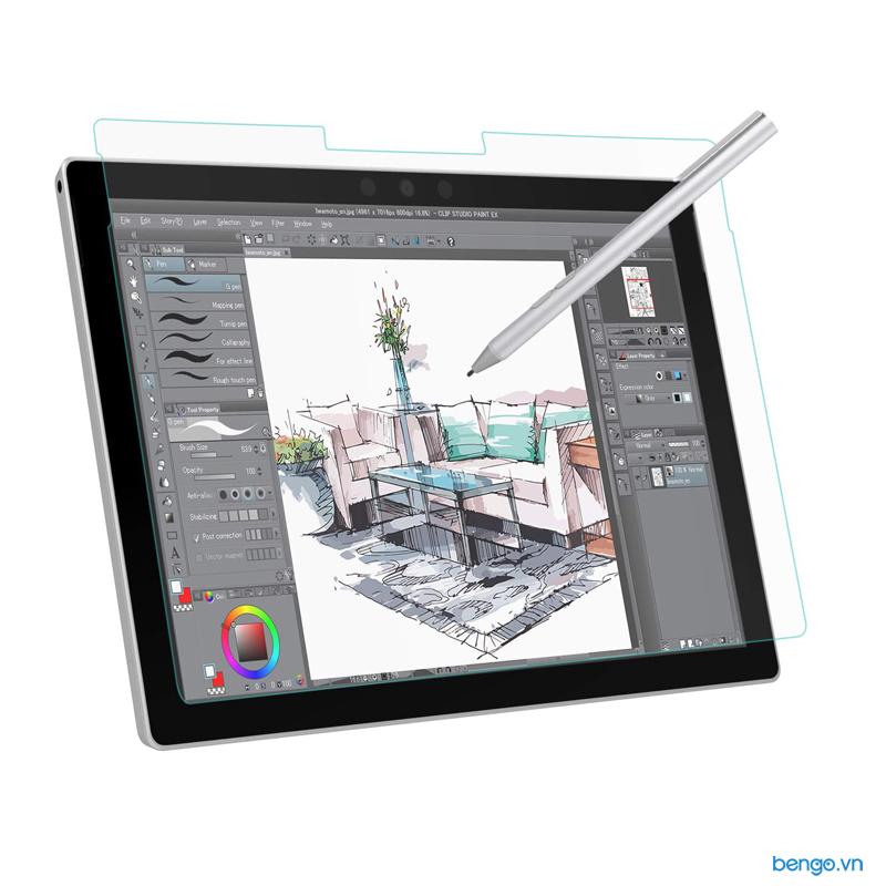Dán màn hình Microsoft Surface Go Paper-like chống vân tay