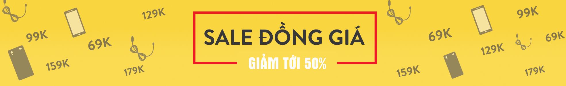 SALE Đồng Giá