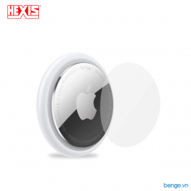 Dán chống trầy AirTag PPF Hexis cao cấp - 2 miếng