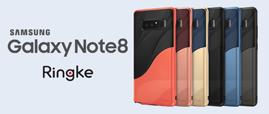 Phụ kiện thương hiệu Ringke cho Note 8