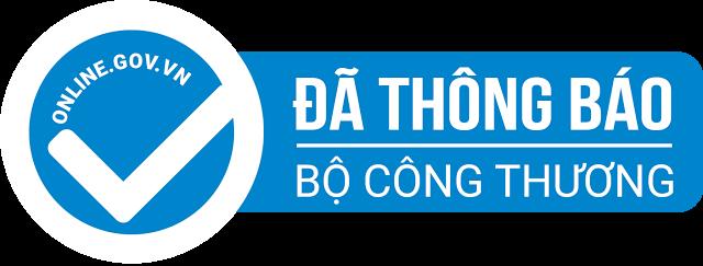 Bengo.vn chứng nhận thông báo Bộ Công Thương