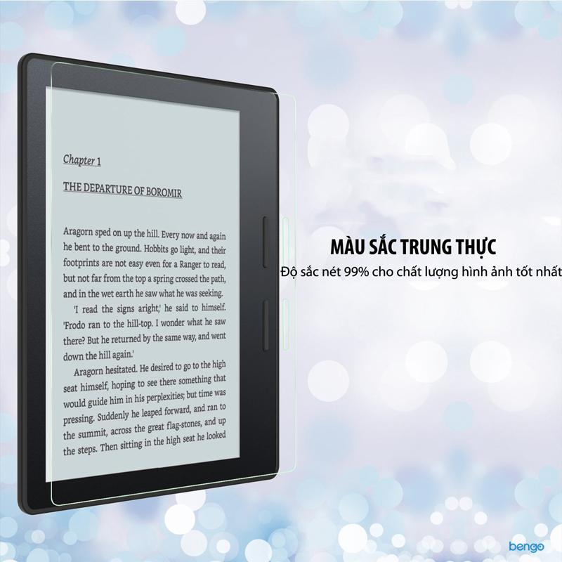 Dán màn hình cường lực Kindle Oasis 9H+