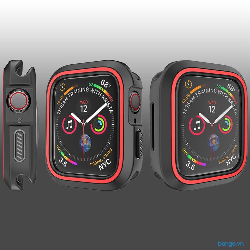 Ốp Apple Watch Series 4 44mm Fashion Case