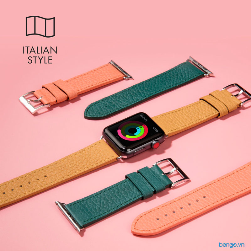 Dåy đeo Apple Watch LAUT Milano Series