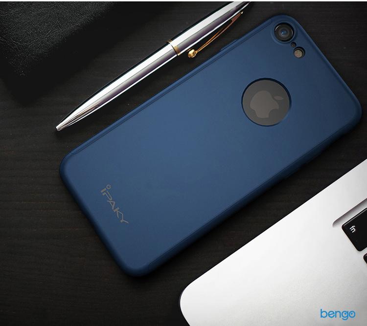 Ốp lưng iPhone 6/6s Plus IPAKY bảo vệ 360