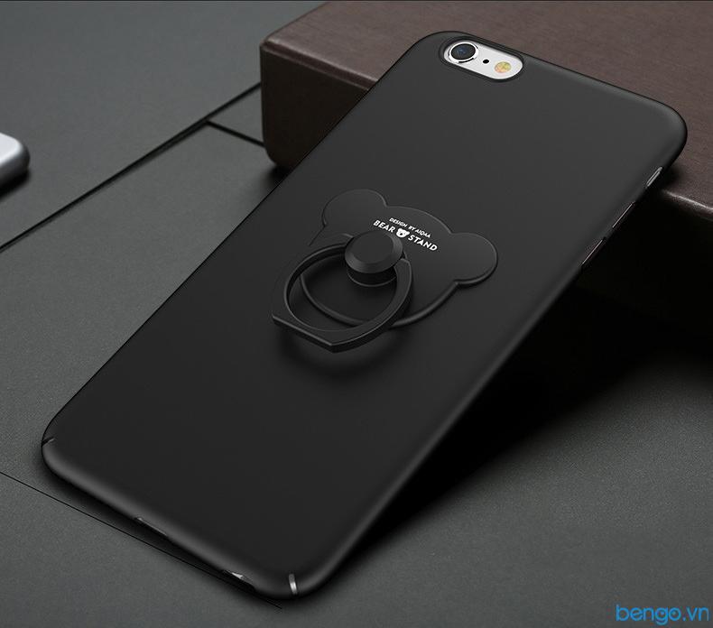 Ốp lưng iPhone 6 Plus AIQAA nhựa mỏng