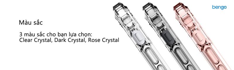 Ốp lưng iPhone 8/7 Plus SPIGEN Crystal Shell