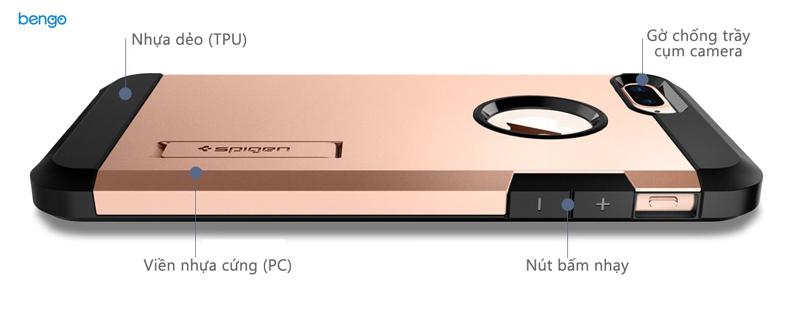 Ốp lưng iPhone 8/7 Plus SPIGEN Tough Armor 2