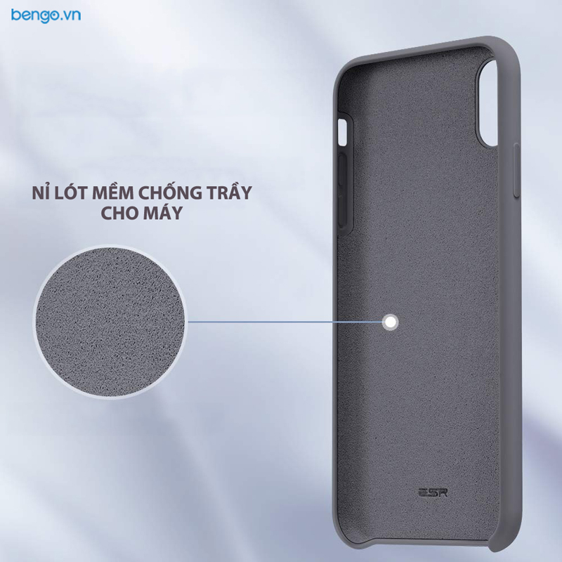 Ốp lưng iPhone Xs/X ESR Yippee Color Soft Case