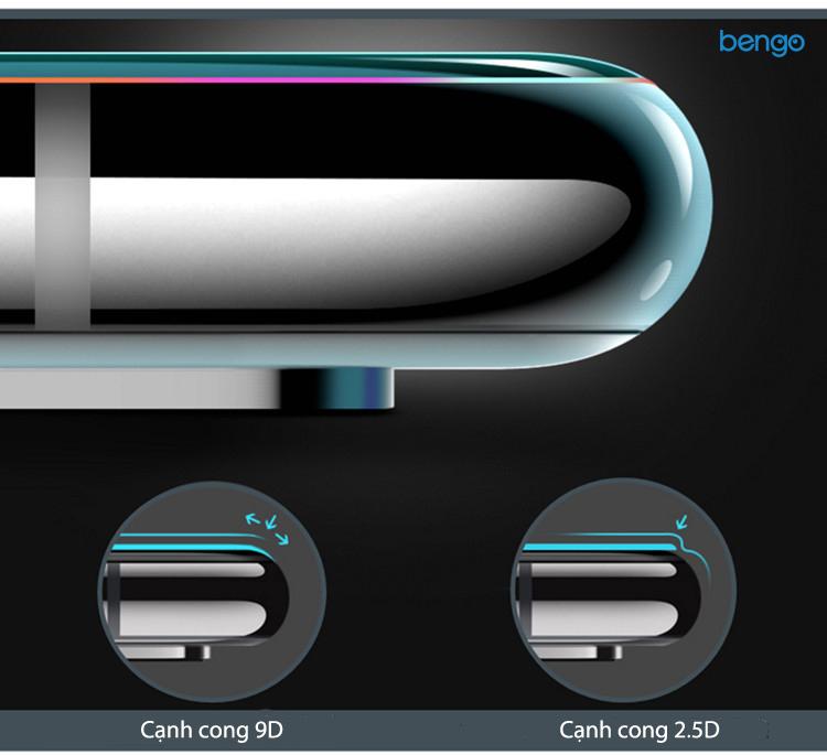 Dán cường lực iPhone Xs Max GOR Full keo và từ tính