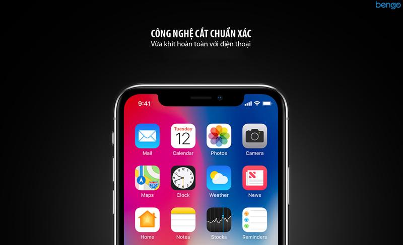 Dán cường lực iPhone Xs Max Nillkin XD CP+MAX