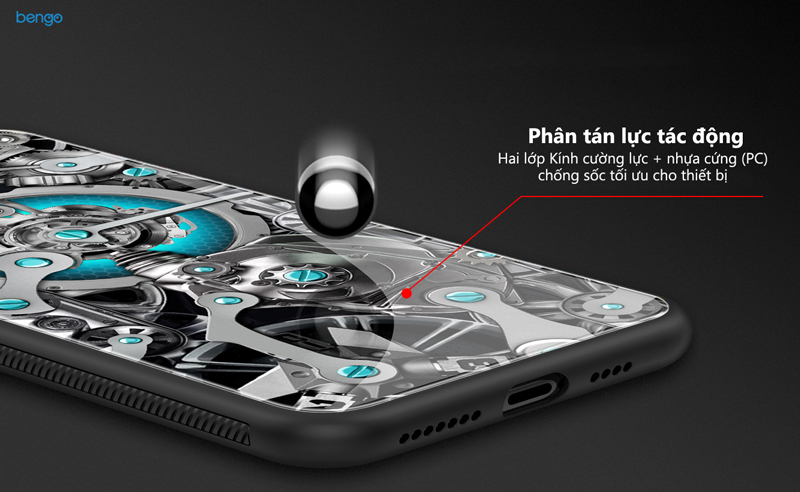 Ốp lưng iPhone Xs Max Nillkin Spacetime