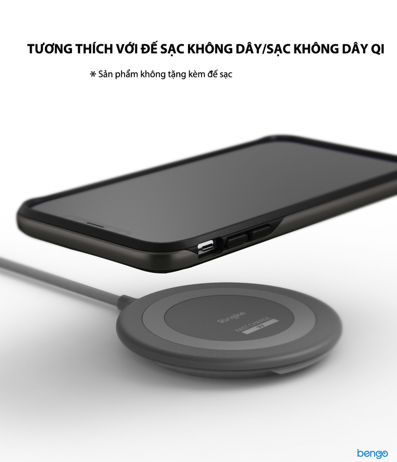 Ốp lưng iPhone Xs Max Ringke Wave