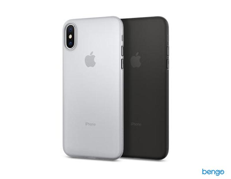 Ốp lưng iPhone Xs Max SPIGEN AirSkin
