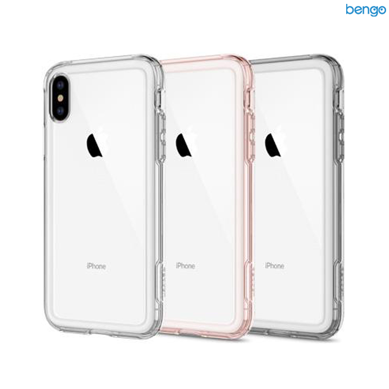 the best attitude 3b815 3125f iPhone XS Max Case SPIGEN Slim Armor Crystal