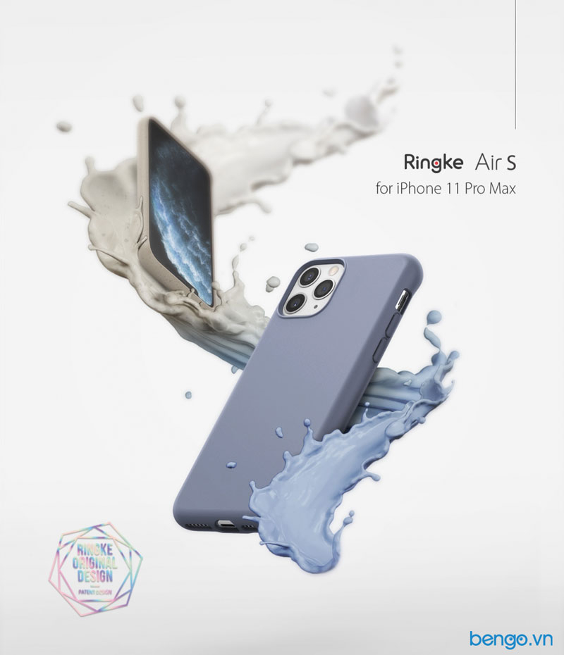 Ốp lưng iPhone 11 Pro Max RINGKE Air S