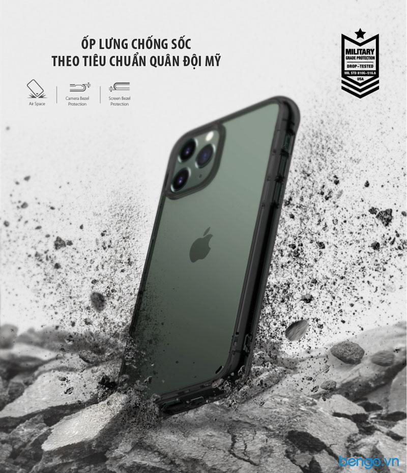 Ốp lưng iPhone 11 Pro Max RINGKE Fusion