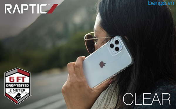 Ốp lưng iPhone 12 Mini X-Doria Defense Clear