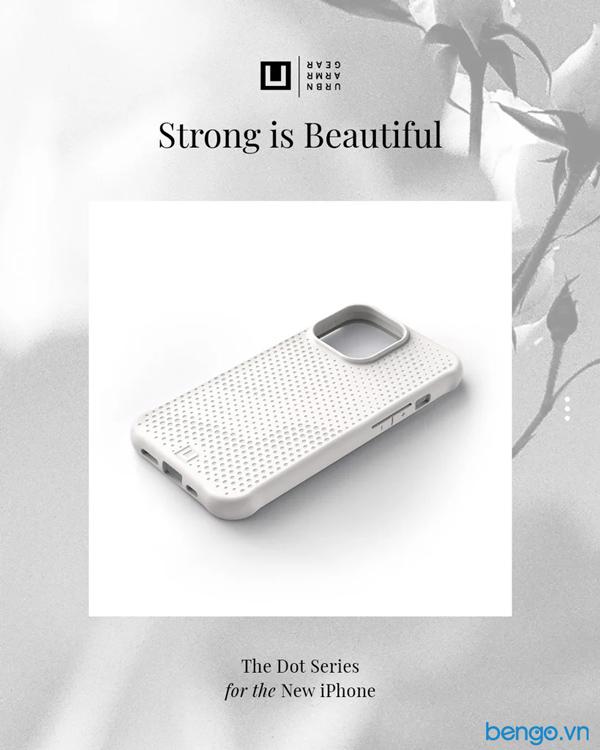 [U] Ốp lưng iPhone 13 UAG Dot Series