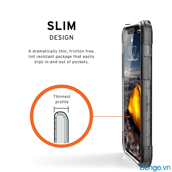 Ốp lưng iPhone 13 UAG Plyo Series