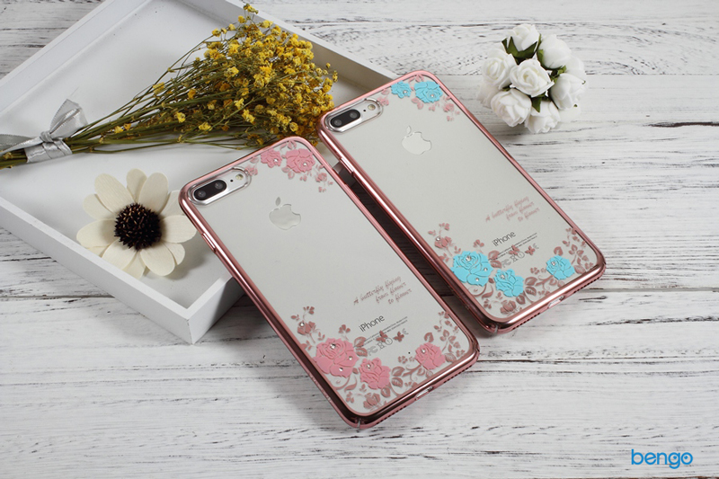 Ốp lưng iPhone 8/7 Plus DEVIA Crystal Joyous