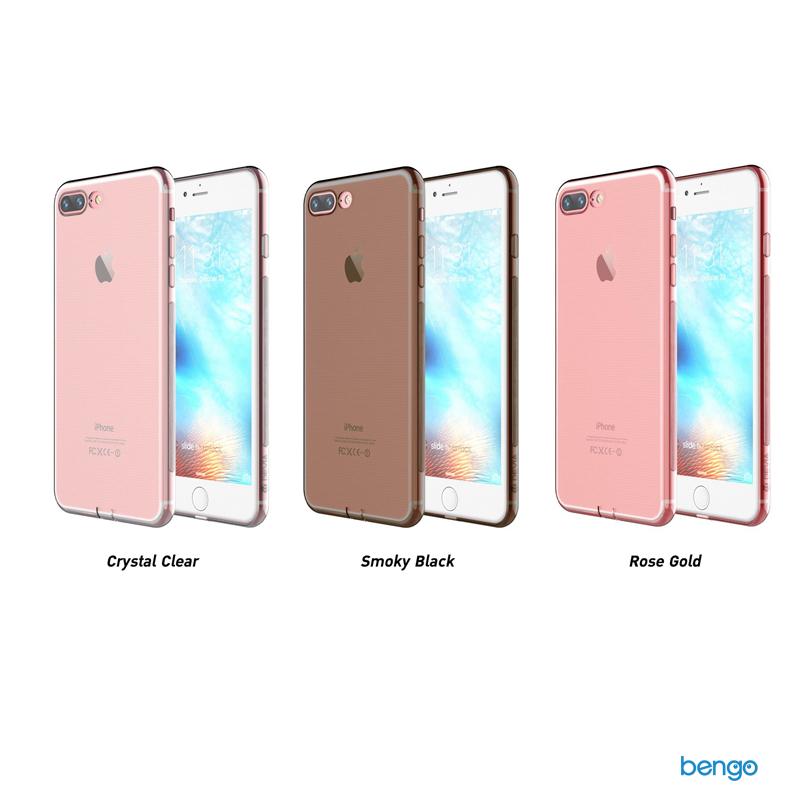 Ốp lưng iPhone 8/7 Plus DEVIA Naked