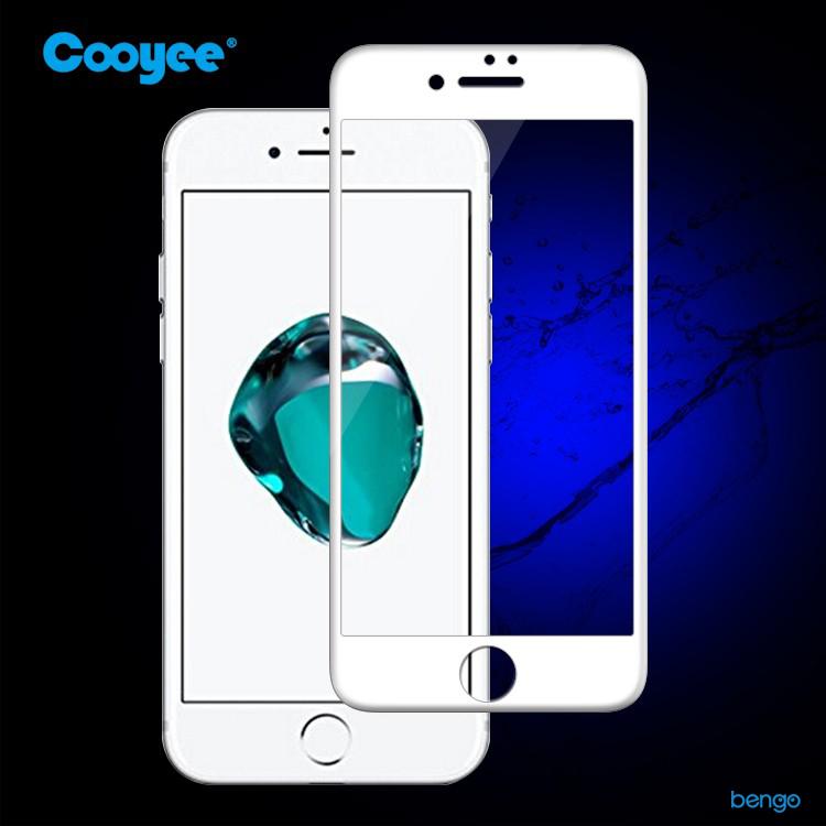 Dán cường lực iPhone 7 COOYEE 3D Full màn hình