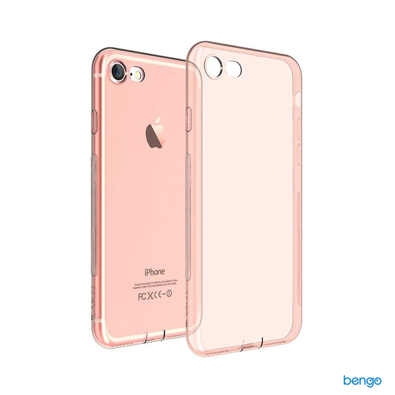 Ốp lưng iPhone 8/7/6s DEVIA Naked