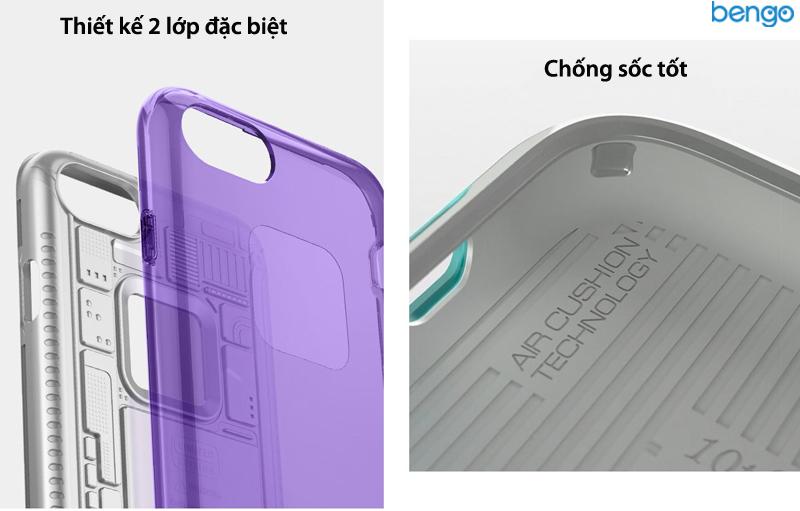 Ốp lưng iPhone 8/iPhone 7 SPIGEN Classic C1