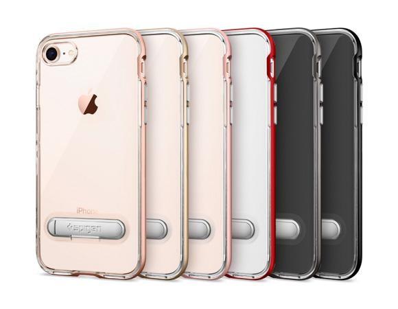ốp lưng iPhone 8 Spigen Crystal Hybrid