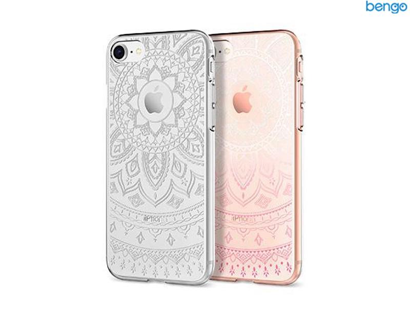 Ốp lưng iPhone 8/7 Spigen Liquid Crystal Shine