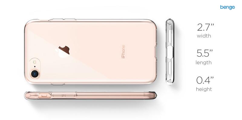 Ốp lưng iPhone 8/7 SPIGEN Liquid Crystal