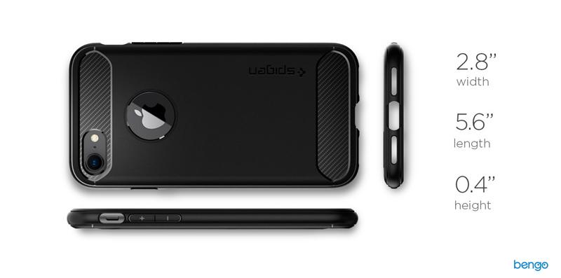 Ốp lưng iPhone 8/7 SPIGEN Rugged Armor
