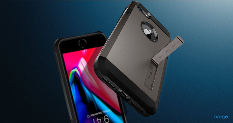 Ốp lưng iPhone 8/7 Spigen Tough Armor 2