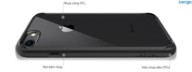 Ốp lưng iPhone 8/7 SPIGEN Ultra Hybrid 2