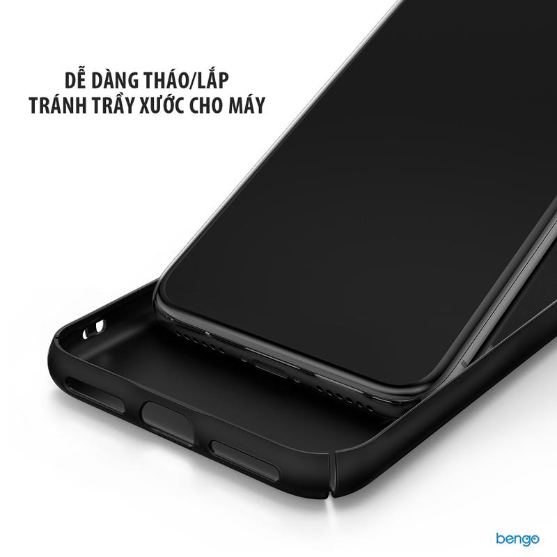 Ốp lưng iPhone X RINGKE Slim