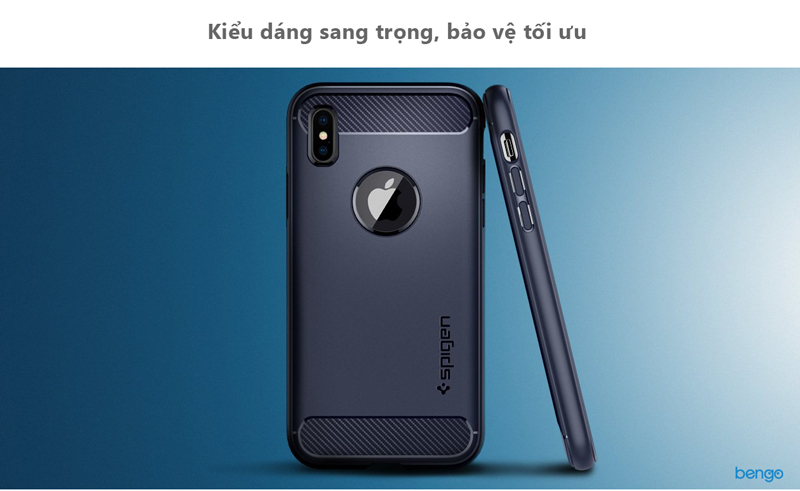Ốp lưng iPhone X SPIGEN Rugged Armor Extra