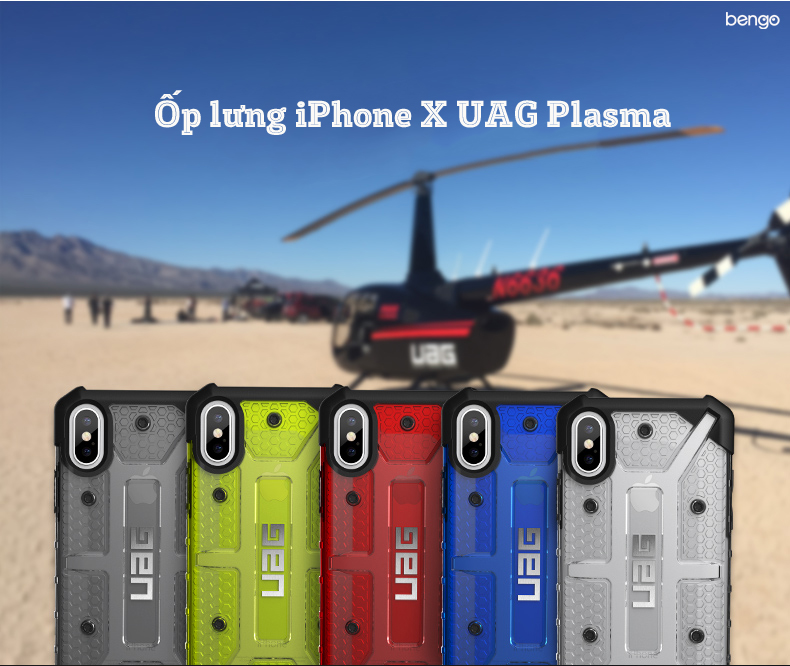 op lung iphone x uag plasma