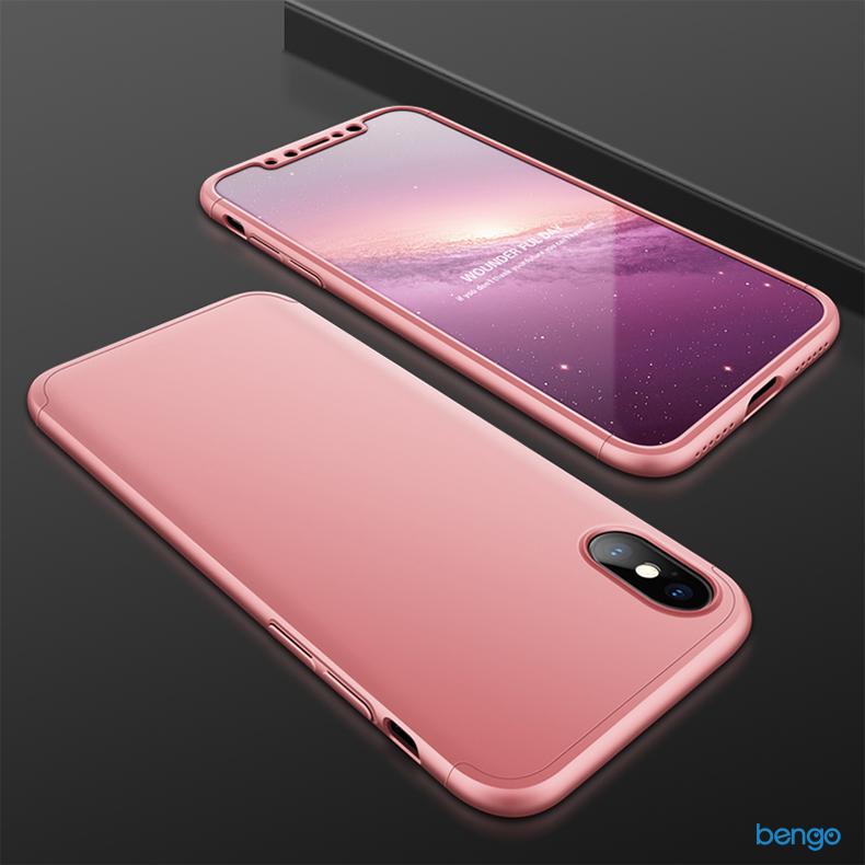 Ốp lưng iPhone X 360 siêu mỏng