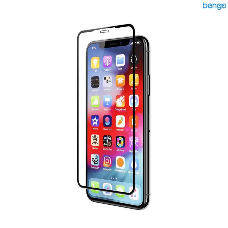 Dán cường lực iPhone Xr iPearl full màn hình
