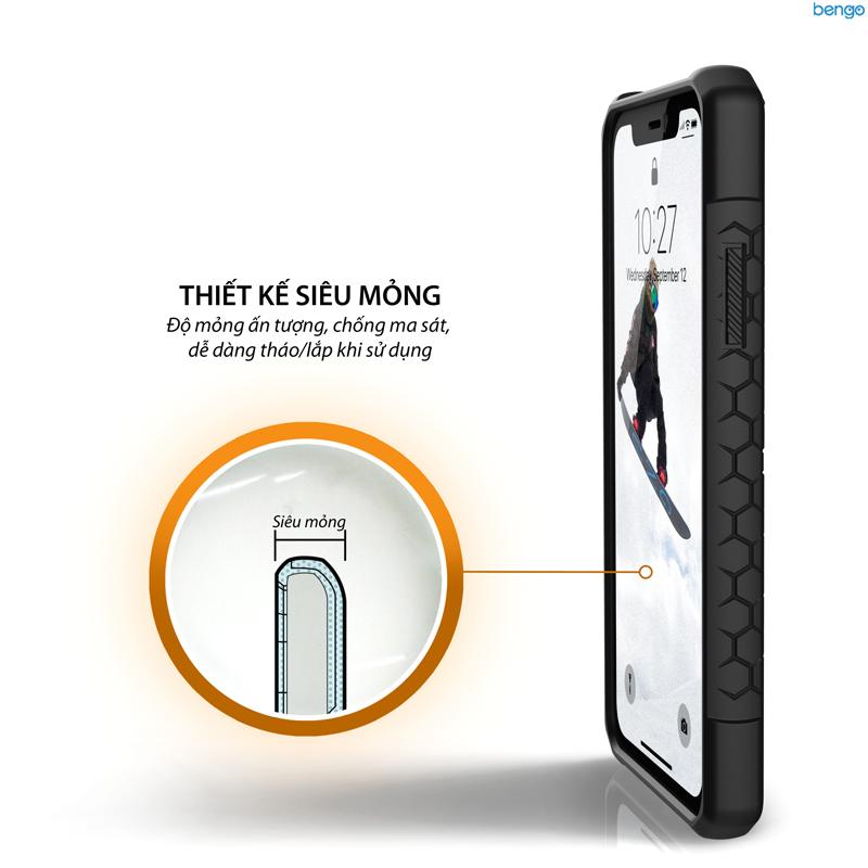 Ốp lưng iPhone XR UAG Monarch Series