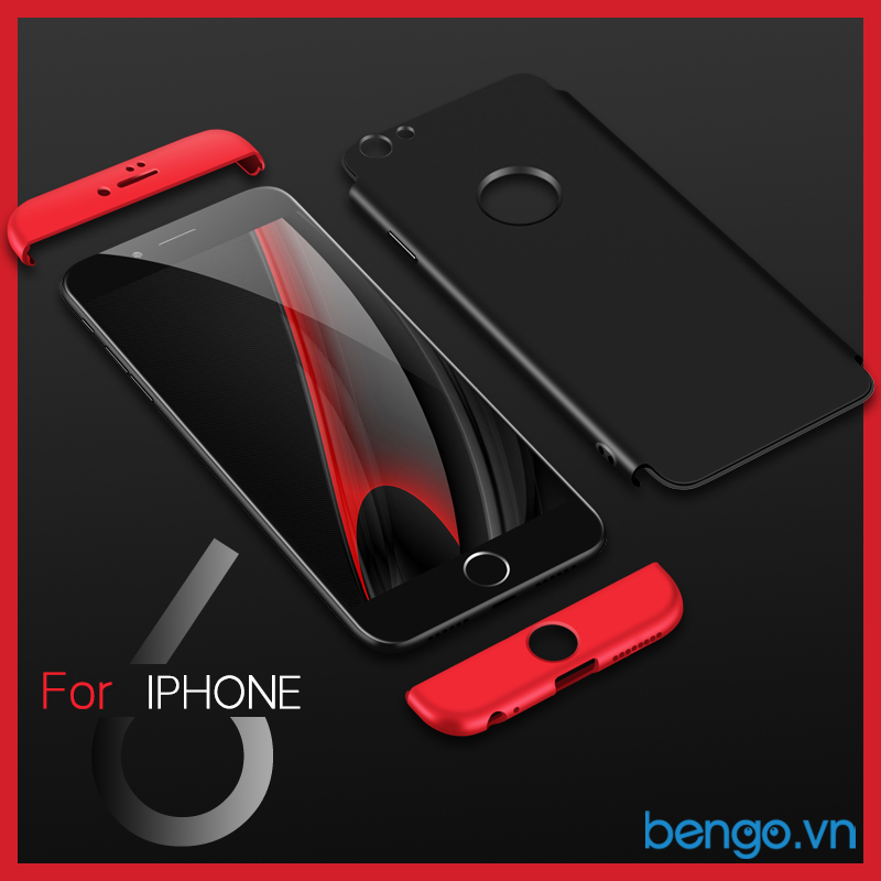 ốp lưng iphone 6/6s bảo vệ 360