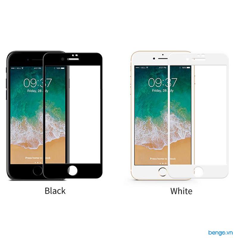 Dán cường lực iPhone 6/6s JCPAL Preserver full màn hình