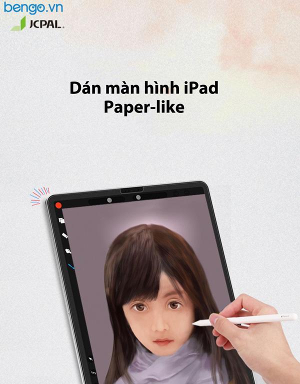 Dán màn hình iPad Paper-like JCPAL Film