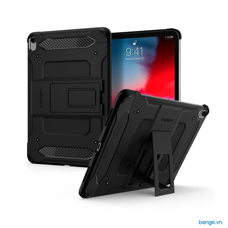 Ốp lưng iPad Pro 12.9'' 2018 SPIGEN Tough Armor Tech